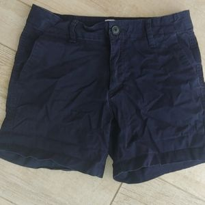 GAP 00 blue shorts like new